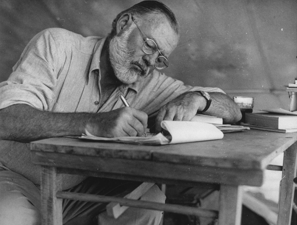 Hemingway and the Zeigarnik effect